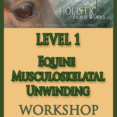 Equine Musculoskeletal Unwinding