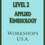 April LEVEL 2 APPLIED KINESIOLOGY USA MAIN